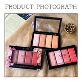APK PROFESSIONAL 6 IN 1 BLUSH PALETTE