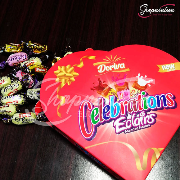 Celebrations Eclairs Candy