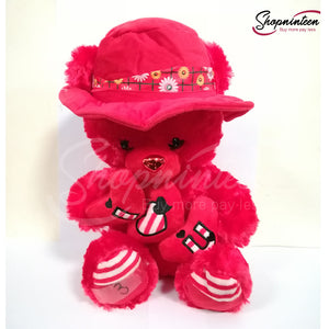 Red Love Teddy Bear