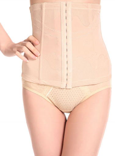 High Waist Compression Girdle Bodysuit