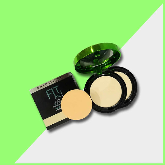 Maybelline Fitme Face powder