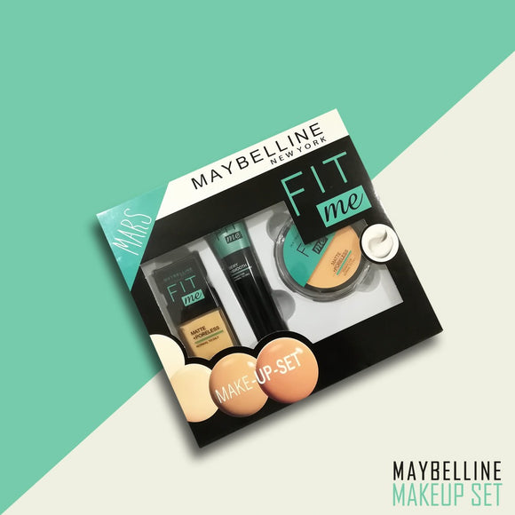 Maybelline new york makeup set