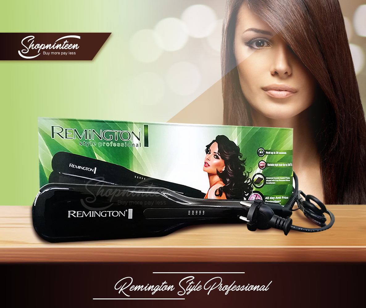 Remington Style Professional