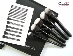 Master 15 Pecs Brush Set