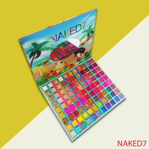 NAKED7 NEW XXL EYESHADE PALETTE