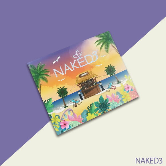 NAKED3 NEW XXL EYESHADE PALETTE