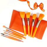 MP MAKEUP PRO 10 PIECES BRUSH SET