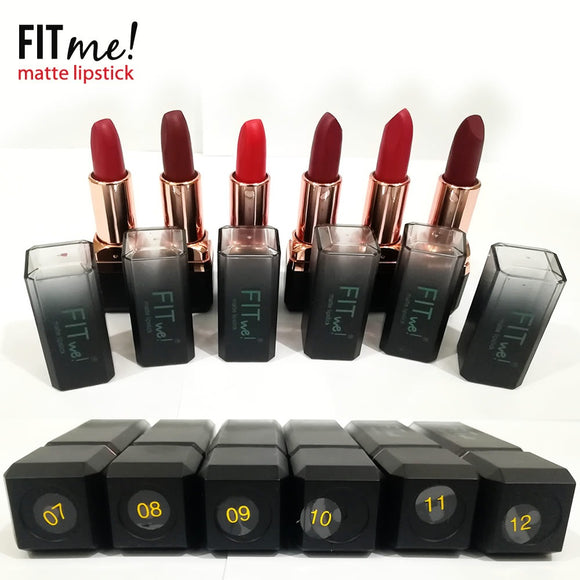 FITME matte lipstick Pack of 6