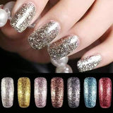 Amazing colors Gel Nail Polish Pack Of 12