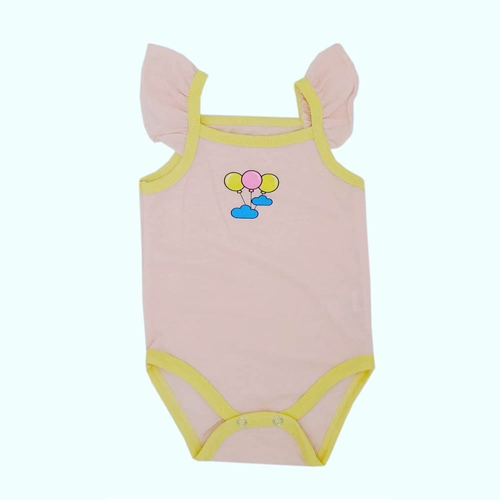 TANK TOP BODY SUIT NEW BORN TO 3 YEARS Design 1