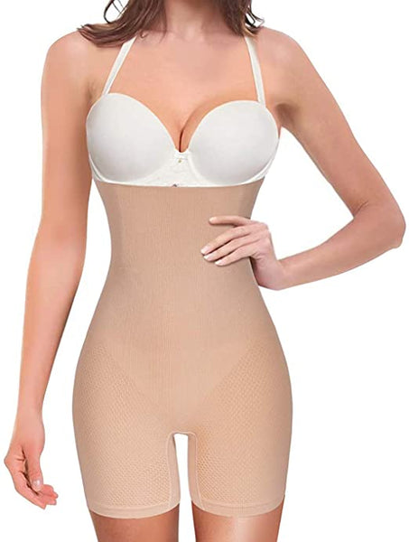 Women Body Shaper Tummy Control Shapewear High Waist