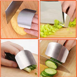 Fingers Protector Safe Slice Cutting