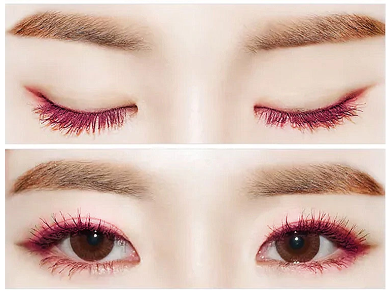 BOB Pink Color Mascara