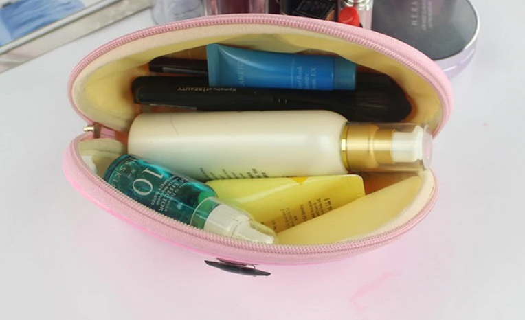 Forever Love Unique Makeup pouch