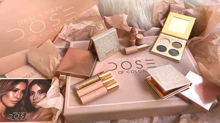 Dose of color makeup Kit