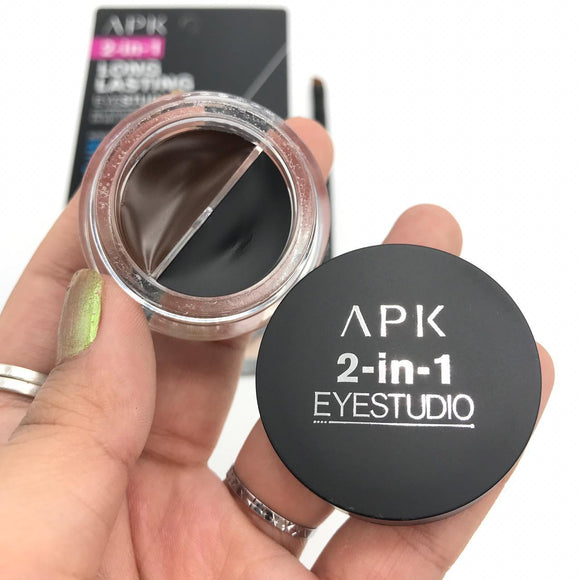 APK 2 In 1 EyeStudio gel eyeliner