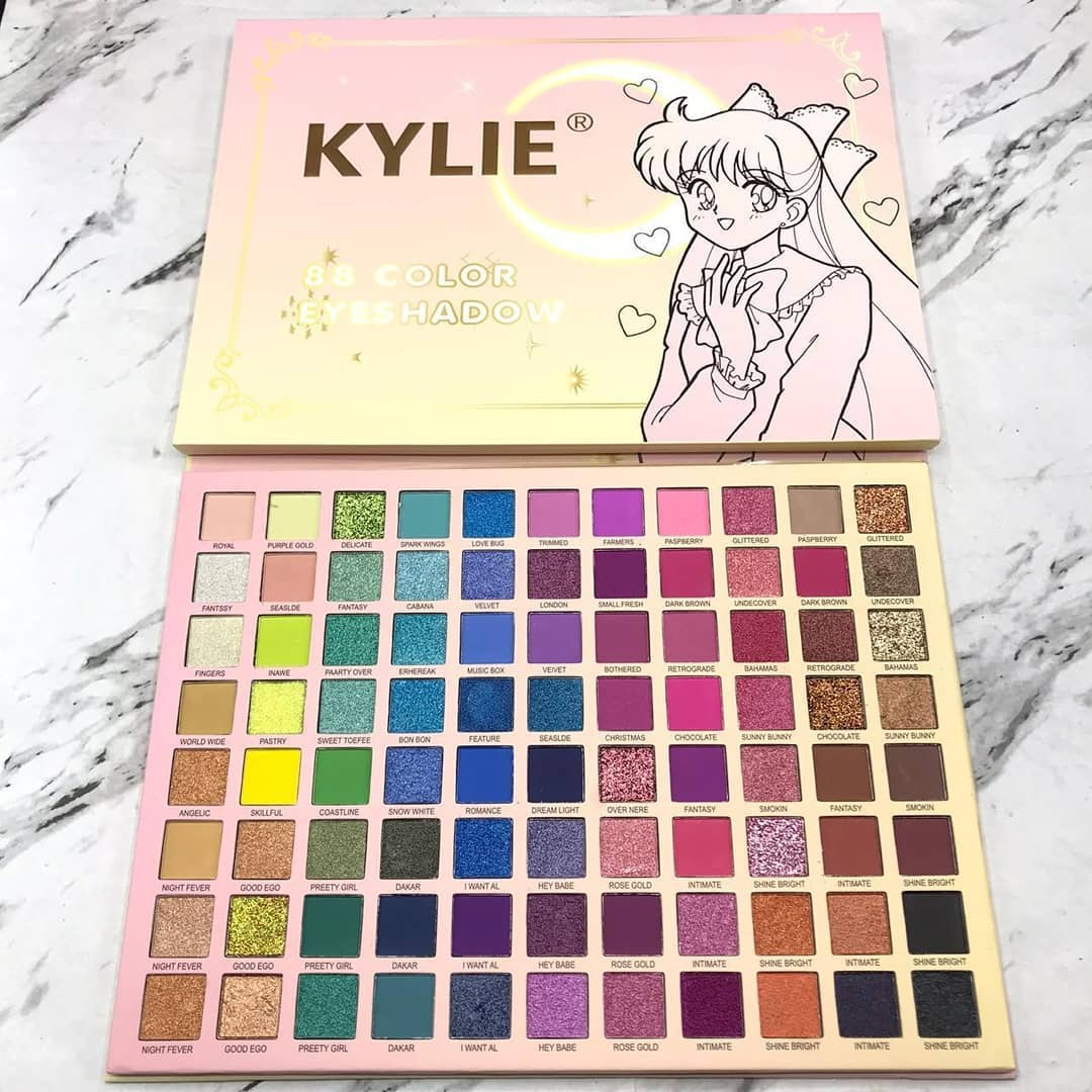 Kylie 88 Color Eyeshadow