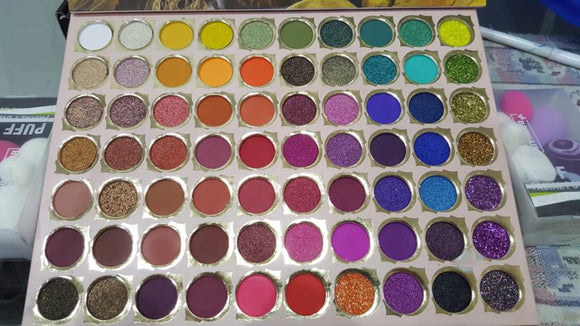 Huda Beauty Goddess 70 Color Eyeshadow