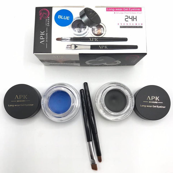 Apk Gel Eyeliner Set