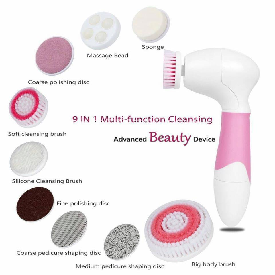 9in1 Beauty Care Face Massager