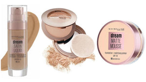 Dream Matte Foundation Powder Mousse