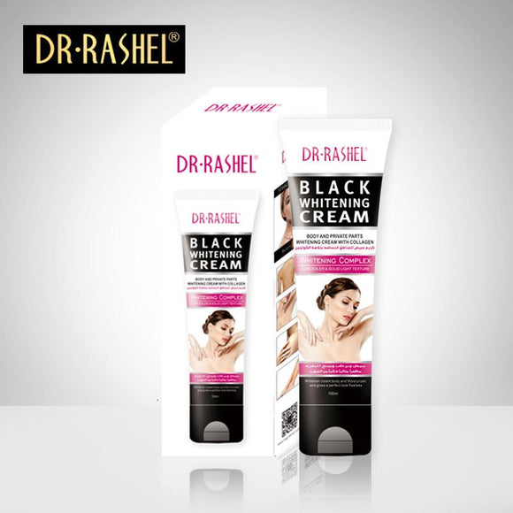 Dr Rashel Black whitening cream