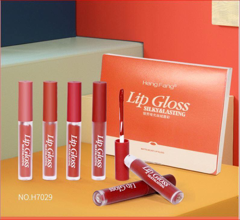 Heng Feng Lip-gloss Set