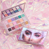 HUDA BEAUTY Mercury Retrograde Eyeshadow Palette