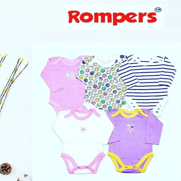 FS BODY SUIT PACK OF 5 Deal 2