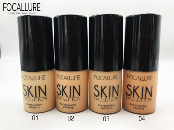 Focallure SKIN EVOLUTION Liquid Foundation