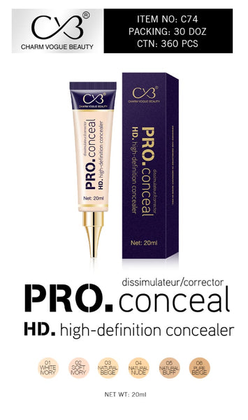 CVB Pro.Conceal High Definition Concealer