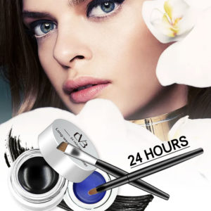 CVB Long-Wear Gel Eyeliner 2 in 1