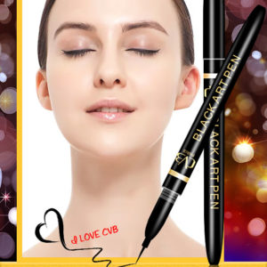 CVB Waterproof Black Art Liquid Pen Eyeliner