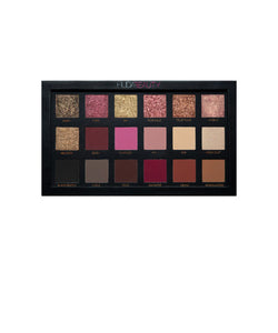 HUDA BEAUTY – TEXTURED ROSE GOLD SHADOW KIT