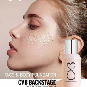CVB Backstage Face and Body Foundation