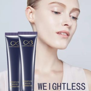 CVB Weightless Mousse Foundation