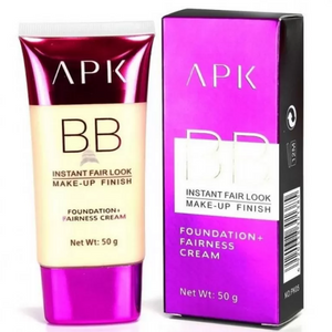 APK Instant Fair Look Water Proof BB Foundation And Makeup Cream Add to Wishlist