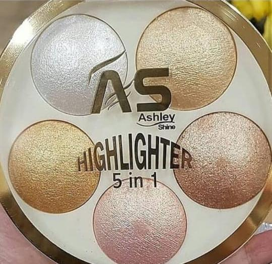 5 in 1 Baked Highlighter
