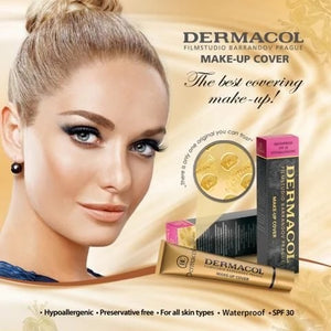 Dermacol HIGH-COVERING FOUNDATION