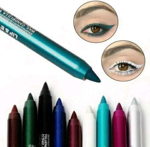 Flormar Pencil set for Eyes