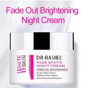 DR RASHEL FACE WHITENING NIGHT CREAM REDUCE FINE LINES