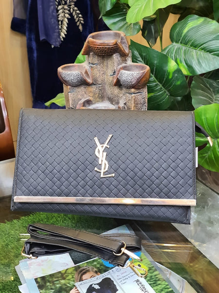 Beautiful YSL Clutch