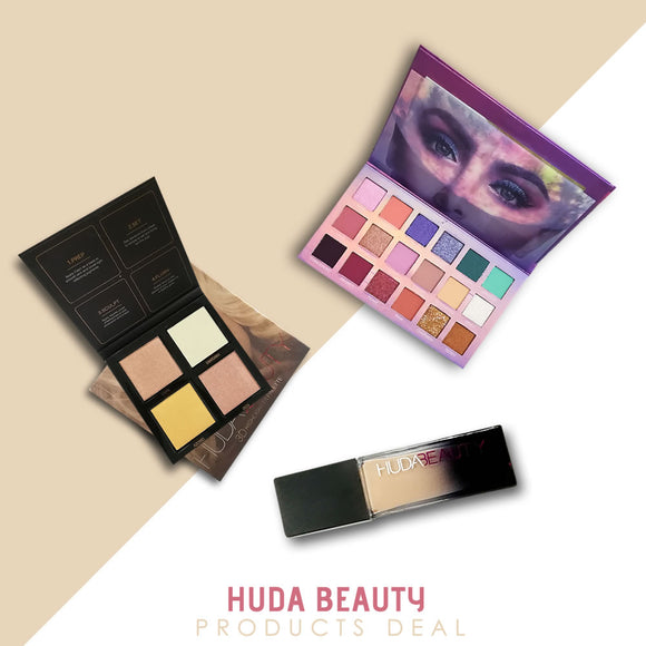 Huda Beauty 3D Deal