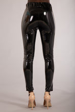 Load image into Gallery viewer, Wholesale Wet Look Shiny Trousers
