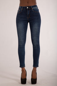Wholesale My Classic Way Blue Jeans