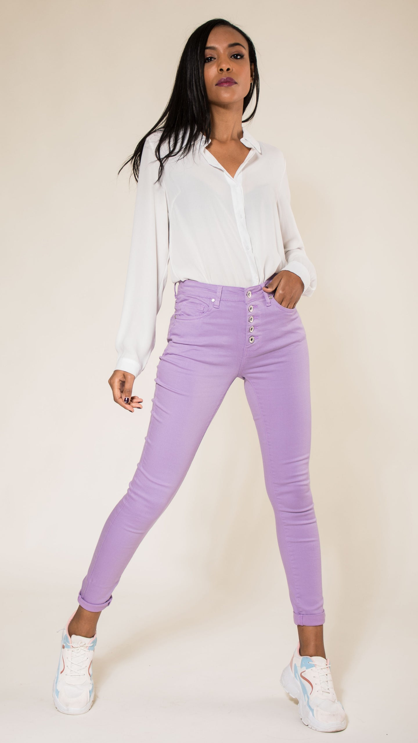 Wholesale 5 Button Trousers