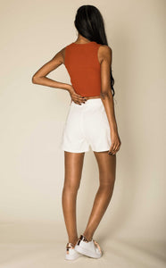 Wholesale White Jeans Shorts