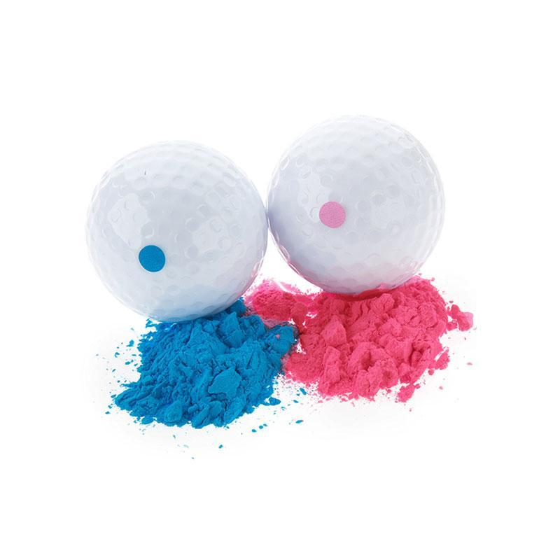Gender Revealer Golf Ball Pack-Gender Revealer-Australia