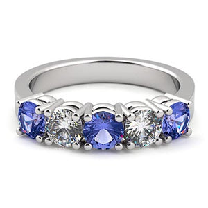 Cobalt Ring - K. Amani Fine Jeweller