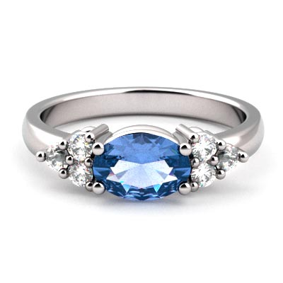 Ultramarine Ring - K. Amani Fine Jeweller